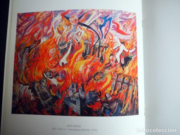 Arte: WALDO AGUIAR.CATALOGO. GALERIA ESPALTER. MADRID OCTUBRE 2004. DEDICADO., - Foto 4 - 148774082