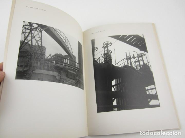 Arte: Tècnica i natura, Albert Renger Patzsch, Palau Moja, 1986, Barcelona. 29x21,5cm - Foto 2 - 149036386