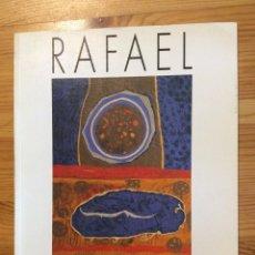Arte: RAFAEL ROMERO - DIPUTACION PROVINCIAL DE JAEN - PINTURA -1998-1999 EXPOSICION CATALOGO. Lote 149329910