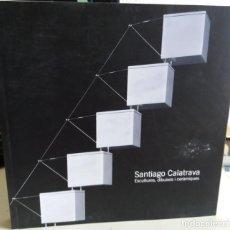 Arte: SANTIAGO CALATRAVA - ESCULTURES, DIBUIXOS I CERÁMIQUES / EXPOSICIÓ 2007. Lote 149464894