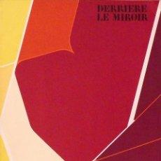 Arte: DERRIERE LE MIROIR. CINQ LIVRES GRAVÉS. 1974. MAEGHT. Nª 207. PALAZUELO, CHIILLIDA, TÀPIES, UBAC..... Lote 149477586