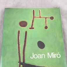 Art: JOAN MIRÓ EXPOSICIÓN GALERÍA THEO 85 ANIVERSARIO MIRÓ 1978 5 DE MAYO. Lote 149669006