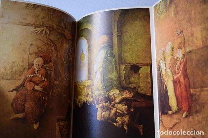 Arte: José Hernández (Tánger 1944-Málaga 2013) · Lote de 6 catálogos y 2 prospectos - Foto 5 - 150160702