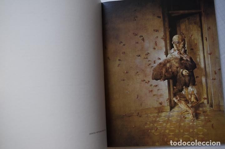 Arte: José Hernández (Tánger 1944-Málaga 2013) · Lote de 6 catálogos y 2 prospectos - Foto 13 - 150160702