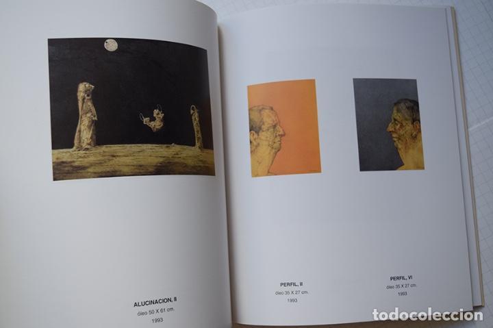 Arte: José Hernández (Tánger 1944-Málaga 2013) · Lote de 6 catálogos y 2 prospectos - Foto 15 - 150160702