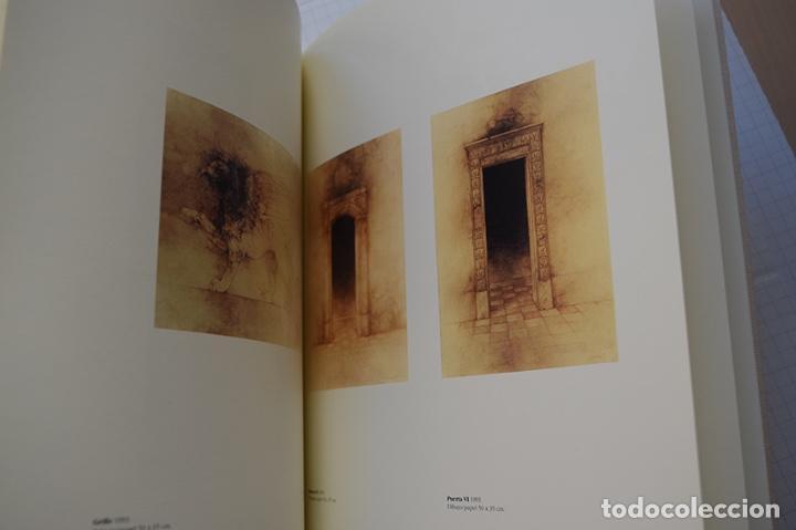 Arte: José Hernández (Tánger 1944-Málaga 2013) · Lote de 6 catálogos y 2 prospectos - Foto 21 - 150160702