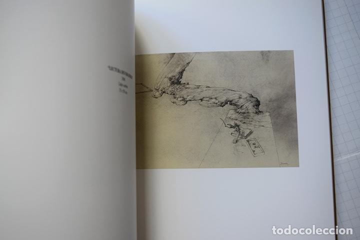 Arte: José Hernández (Tánger 1944-Málaga 2013) · Lote de 6 catálogos y 2 prospectos - Foto 25 - 150160702
