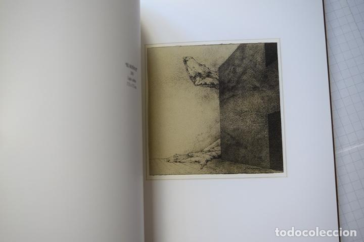 Arte: José Hernández (Tánger 1944-Málaga 2013) · Lote de 6 catálogos y 2 prospectos - Foto 26 - 150160702