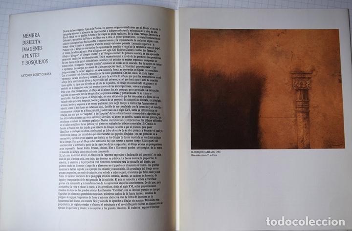 Arte: José Hernández (Tánger 1944-Málaga 2013) · Lote de 6 catálogos y 2 prospectos - Foto 28 - 150160702