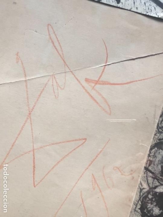 Arte: DOBLE CATÁLOGO FORTUNY DALI Y SUS BATALLAS DE TETUÁN AÑO 1962 FIRMA ORIGINAL DALI Y GALA ORIGINAL - Foto 2 - 115136419
