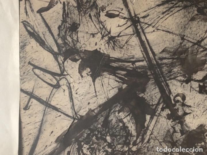 Arte: DOBLE CATÁLOGO FORTUNY DALI Y SUS BATALLAS DE TETUÁN AÑO 1962 FIRMA ORIGINAL DALI Y GALA ORIGINAL - Foto 6 - 115136419
