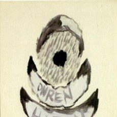 Arte: GALERÍA BUADES, POSTAL EVA LOOTZ, 1984.. Lote 150270490