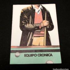 Arte: EQUIPO CRONICA - MAEGHT ZURICH 1978. Lote 150346902