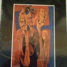 Arte: GUAYASAMIN. GALERIA IGNACIO DE LASSALETTA. 1994. Lote 150618422