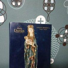 Arte: CATÁLOGO DURÁN SUBASTAS N° 390 FEBRERO 2004. Lote 150699402
