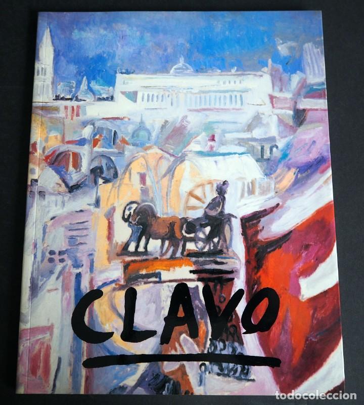 CLAVO. CATALGO EXPOSICION. GALERIA ESPALTER. MADRID 1996. (Arte - Catálogos)