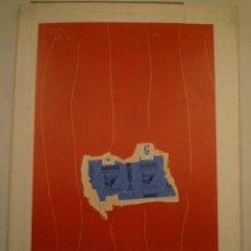 Arte: ROBERT MOTHERWELL. GALERIA ANDRÉ EMMERICH. ZURICH. 1974. Lote 150746606