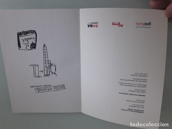 Arte: Iñaki Larrimbe - Seria Soneub - El trailer - Centro Cultural Recoleta - Buenos Aires - 2006-2007 - Foto 3 - 151023798