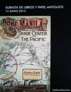2013 Soler y Llach subasta de libros y papeles antiguos 13 de junio 2013