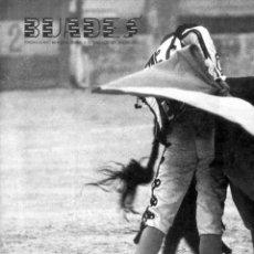 Arte: REVISTA BUADES PERIÓDICO DE ARTE, Nº 10-11, 1987 90 PÁGINAS. 29 X 37 CM. DISEÑO DIEGO LARA.. Lote 151654846