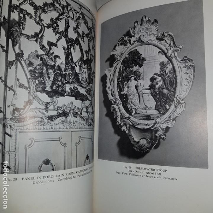 Arte: CAPODIMONTE AND BUEN RETIRO - PORCELAINS PERIOD OF CHARLES III - Foto 4 - 152317210