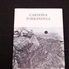 Arte: CARDONA TORRANDELL - DAU AL SET 1975. Lote 152444070