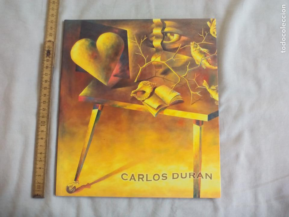 CARLOS DURAN, CATALOGO EXPOSICIÓN 2004 CENTRO DE ARTE CONTEMPORANEO MALAGA (Arte - Catálogos)