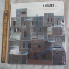 Arte: BALTAZAR TORRES, HIERBAS DAÑINAS. CATALOGO EXPOSICIÓN 2004 CENTRO DE ARTE CONTEMPORANEO MALAGA. Lote 152548866