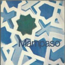 Arte: MAMPASO, GALERÍA THEO, 1978. Lote 152591970