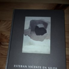 Arte: ESTEBAN VICENTE EN SILOS ARTE PINTURA. Lote 152899814