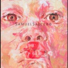 Arte: SAMUEL SALCEDO - SLUMBERLAND- GALERÍA 3 PUNTS 2003. Lote 152901726