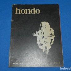 Arte: (M) LIBRO GRUPO HONDO , GENOVES - JARDIEL - MIGNONI - ORELLANA , NUEVA FIGURACION 1961. Lote 153365282