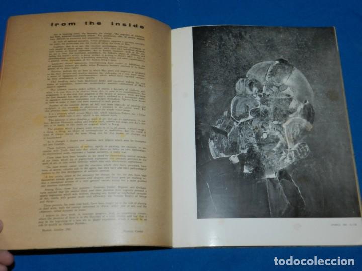 Arte: (M) LIBRO GRUPO HONDO , GENOVES - JARDIEL - MIGNONI - ORELLANA , NUEVA FIGURACION 1961 - Foto 4 - 153365282