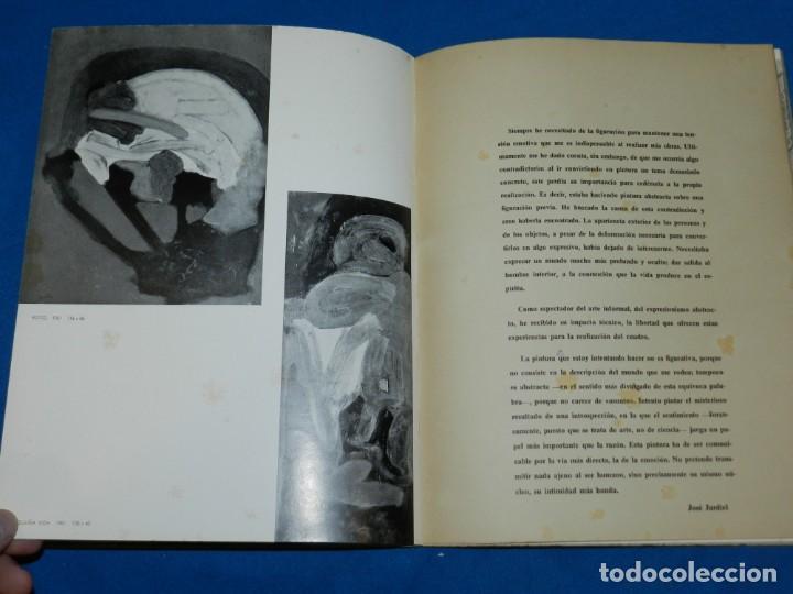 Arte: (M) LIBRO GRUPO HONDO , GENOVES - JARDIEL - MIGNONI - ORELLANA , NUEVA FIGURACION 1961 - Foto 5 - 153365282