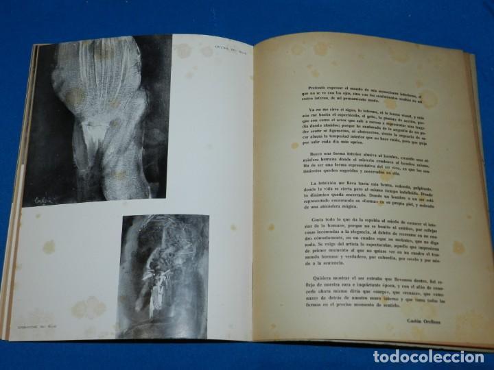 Arte: (M) LIBRO GRUPO HONDO , GENOVES - JARDIEL - MIGNONI - ORELLANA , NUEVA FIGURACION 1961 - Foto 6 - 153365282