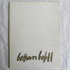Arte: CATÁLOGO BELTRAN BOFILL GALERÍA SOKOA 1994. Lote 153690178