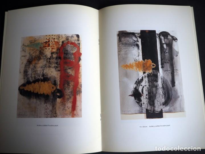 Arte: CASANOVA ZAPATA. CATALOGO EXPOSICION GALERIA RAYUELA. DICIEMBRE 1992. - Foto 2 - 153710466