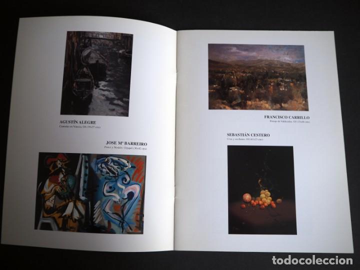 Arte: GRANDES FIRMAS EN PEQUEÑO FORMATO. CATALOGO. COLECTIVA NAVIDAD 1995-96. DURAN - Foto 2 - 153797206