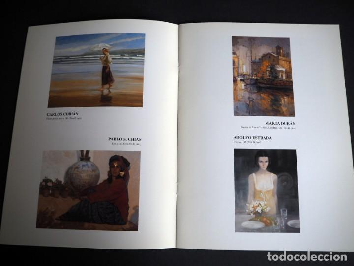 Arte: GRANDES FIRMAS EN PEQUEÑO FORMATO. CATALOGO. COLECTIVA NAVIDAD 1995-96. DURAN - Foto 3 - 153797206