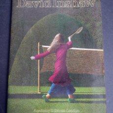 Arte: DAVID INSHAW. CATALOGO. EXPOSICION DEL BRIGHTON MUSEUM & ART GALLERY.1978.. Lote 153799490