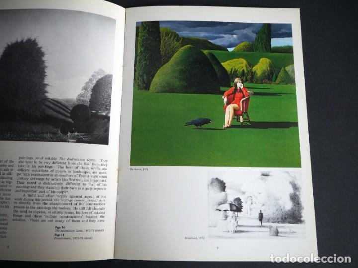 Arte: DAVID INSHAW. CATALOGO. EXPOSICION DEL BRIGHTON MUSEUM & ART GALLERY.1978. - Foto 3 - 153799490