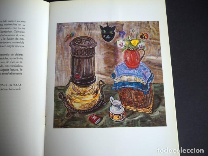 Arte: ESPERANZA HUERTAS. CATALOGO. GALERIA ESPALTER MAJADAHONDA. 1992. - Foto 3 - 153808294