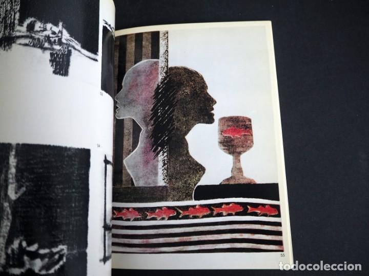 Arte: ARNAIZ. EXPOSICION ANTOLOGICA 1960-1972. BIBLIOTECA NACIONAL. 1972. - Foto 2 - 153860818