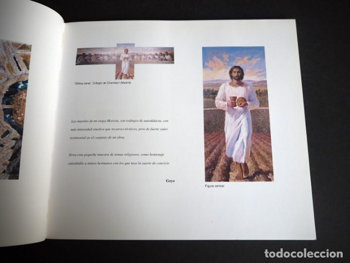 Arte: GOYO DOMINGUEZ. CATALOGO OBRA PICTORICA. EDITORIAL SAMMER. - Foto 3 - 153945238