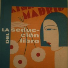 Arte: CUBIERTAS DE VANGUARDIA EN ESPAÑA 1915-1936. BIBLIOTECA NACIONAL DE ESPAÑA. 2019. Lote 154609126