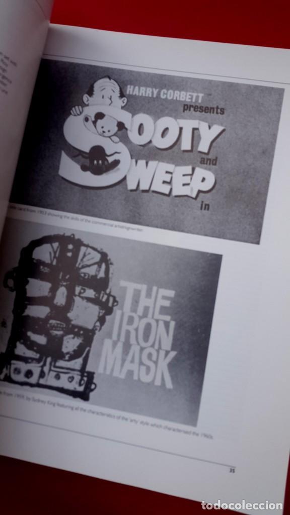 Arte: TELEVISIÓN GRÁFICOS - THE CHANGING IMAGE - CATÁLOGO DE GEOFFREY CROOK - 1986 - Foto 3 - 154746286