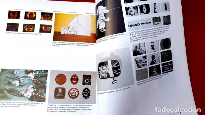 Arte: TELEVISIÓN GRÁFICOS - THE CHANGING IMAGE - CATÁLOGO DE GEOFFREY CROOK - 1986 - Foto 6 - 154746286