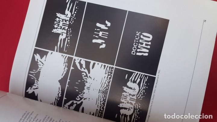 Arte: TELEVISIÓN GRÁFICOS - THE CHANGING IMAGE - CATÁLOGO DE GEOFFREY CROOK - 1986 - Foto 7 - 154746286