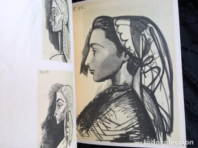 Arte: PICASSO - DIBUJOS - GOUACHES - ACUARELAS - SALA GASPAR 1961 - Foto 4 - 154838522