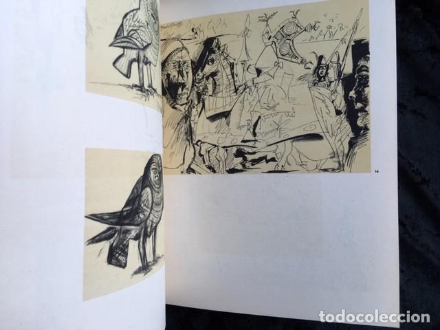 Arte: PICASSO - DIBUJOS - GOUACHES - ACUARELAS - SALA GASPAR 1961 - Foto 6 - 154838522